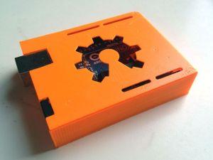 Arduino Uno 3D printed case